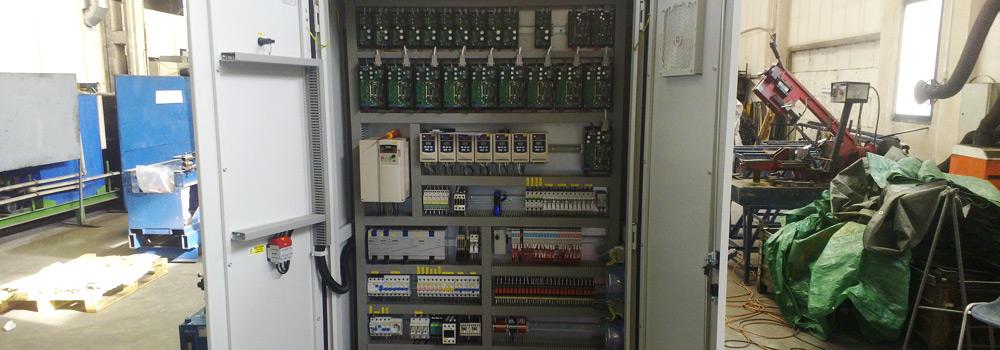 Provádíme projekční práce v oblasti elektro slaboproud a silnoproud