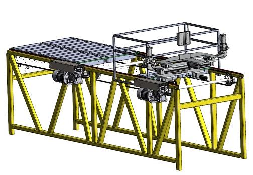 Montážní a jednoúčelové stroje