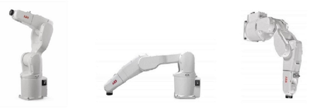 Aplikace průmyslových robotů