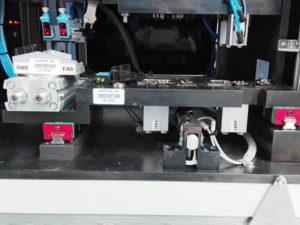 Automatic station assembly sensors